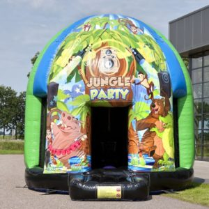 Springkussens & inflatables